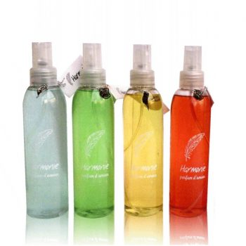 Perfuminas textiles